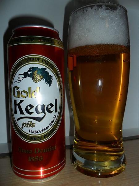 Gold Kegel