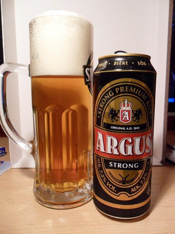 Strzelec, Argus Strong (Kopiowanie)