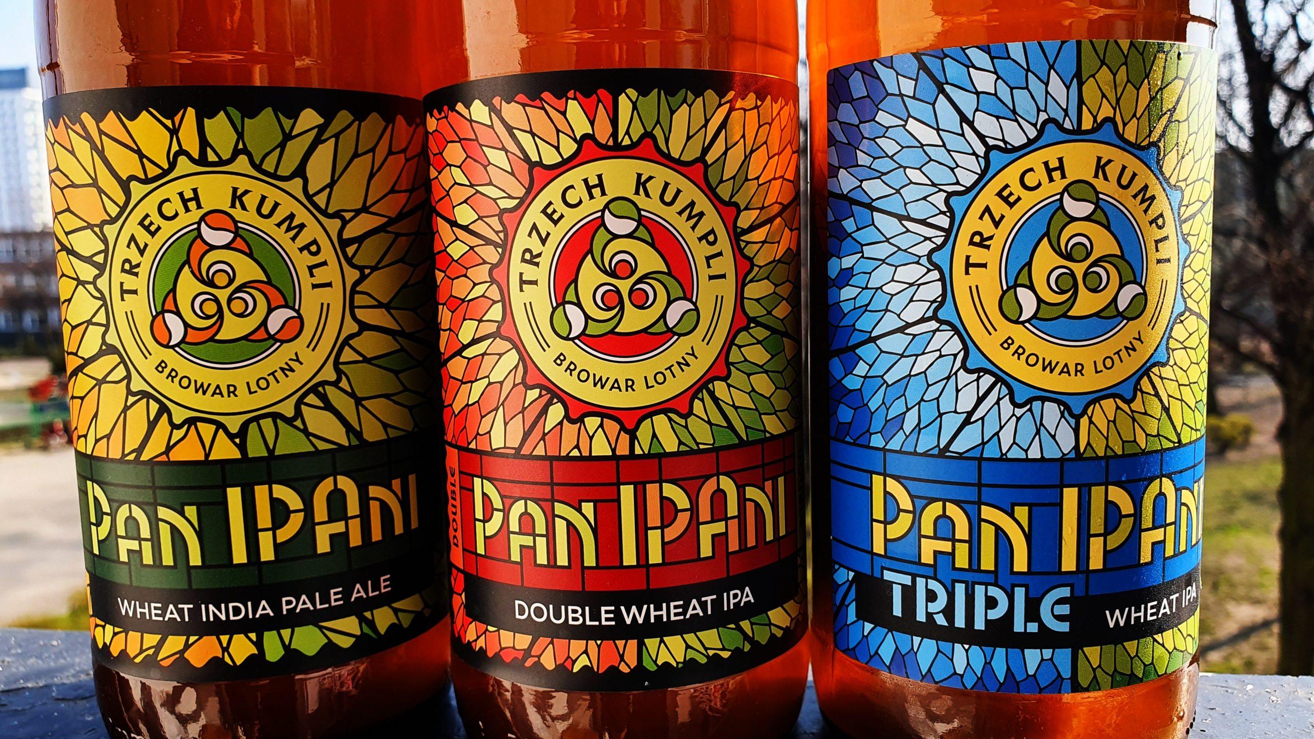 Pan IPAni x 3 - Pan IPAni Triple